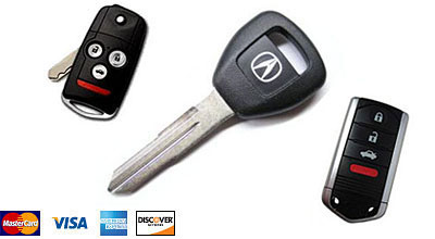 Acura Keys San Diego Locksmith