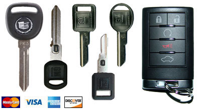 Cadillac Keys San Diego Locksmith