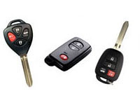 Ocean Beach Car Remote