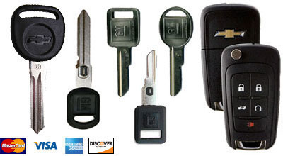 Chevrolet Keys San Diego Locksmith