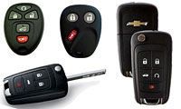 Chevrolet Remote Key San Diego