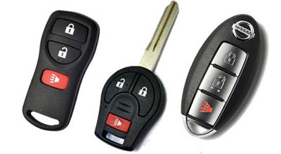 Nissan Keys San Diego Locksmith