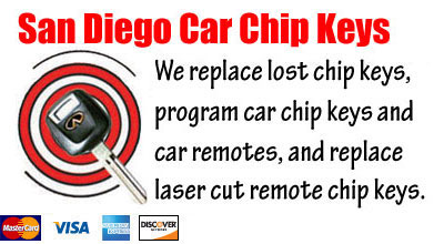 Dup-A-Key Locksmiths Cut and Program Car Chip Keys San Diego